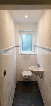 Renovieren. Altes Gäste WC neu gemacht.