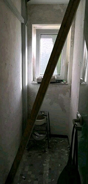 Renovieren altes Gäste WC