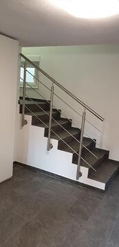 Schöne neue Treppe in Raum Stuttgart renoviert.