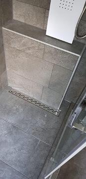 Schönes neues Bad in Raum Stuttgart renoviert.